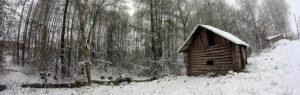 Standort einer eigenen Sauna